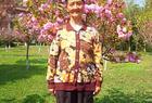 今天带吾家80老太邛海宾馆看樱花,年轻时没拍过什么照片,就只能现在给她多拍点!呵呵……